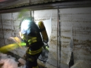 Brandeinsatz durch Silvesterrakete  _3